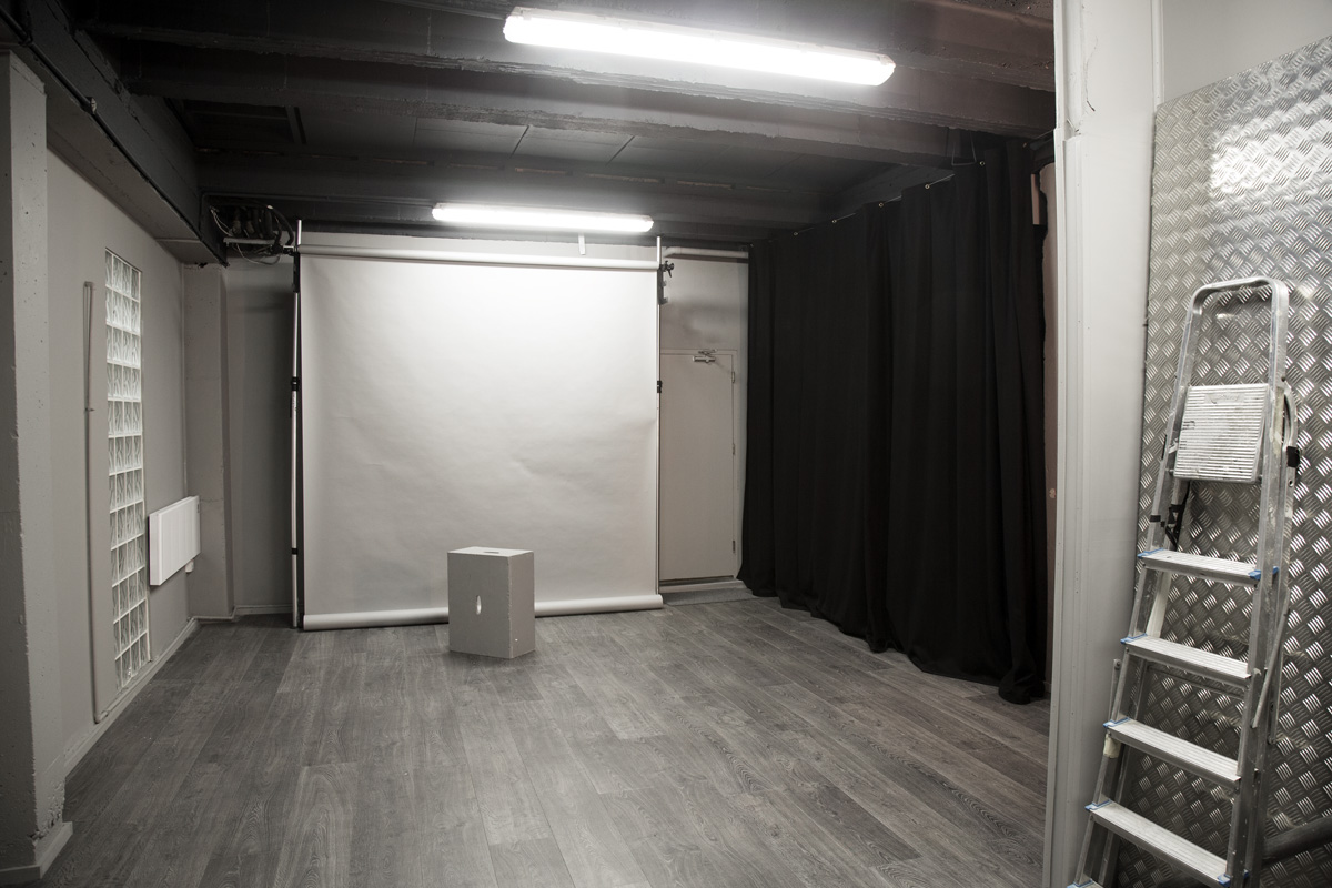 Portrait Casting Fitting Studio at Bond Street Studios Dublin
