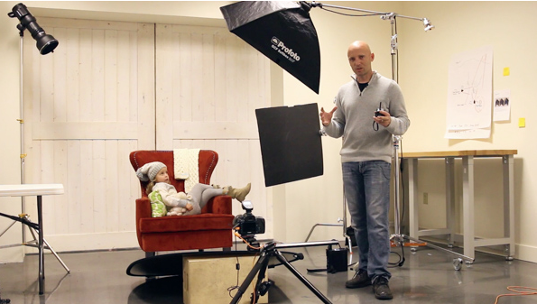 Jared Platt Profoto lighting tips