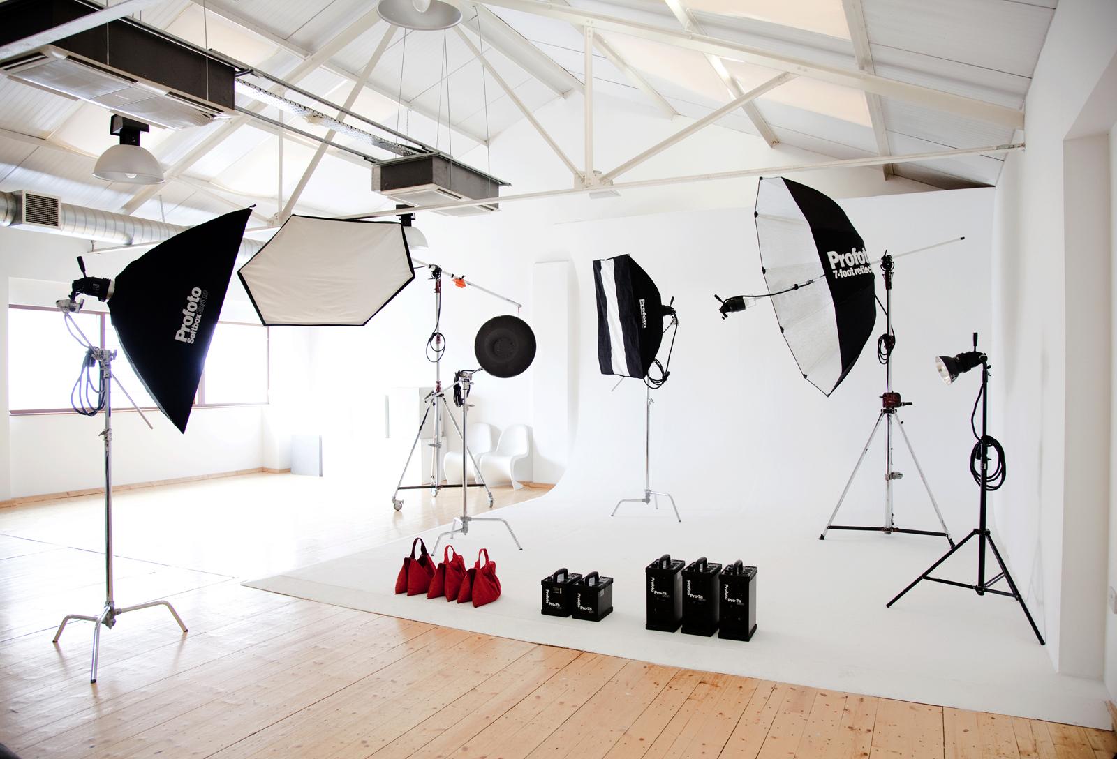 Main Studio at Bond Street Studios