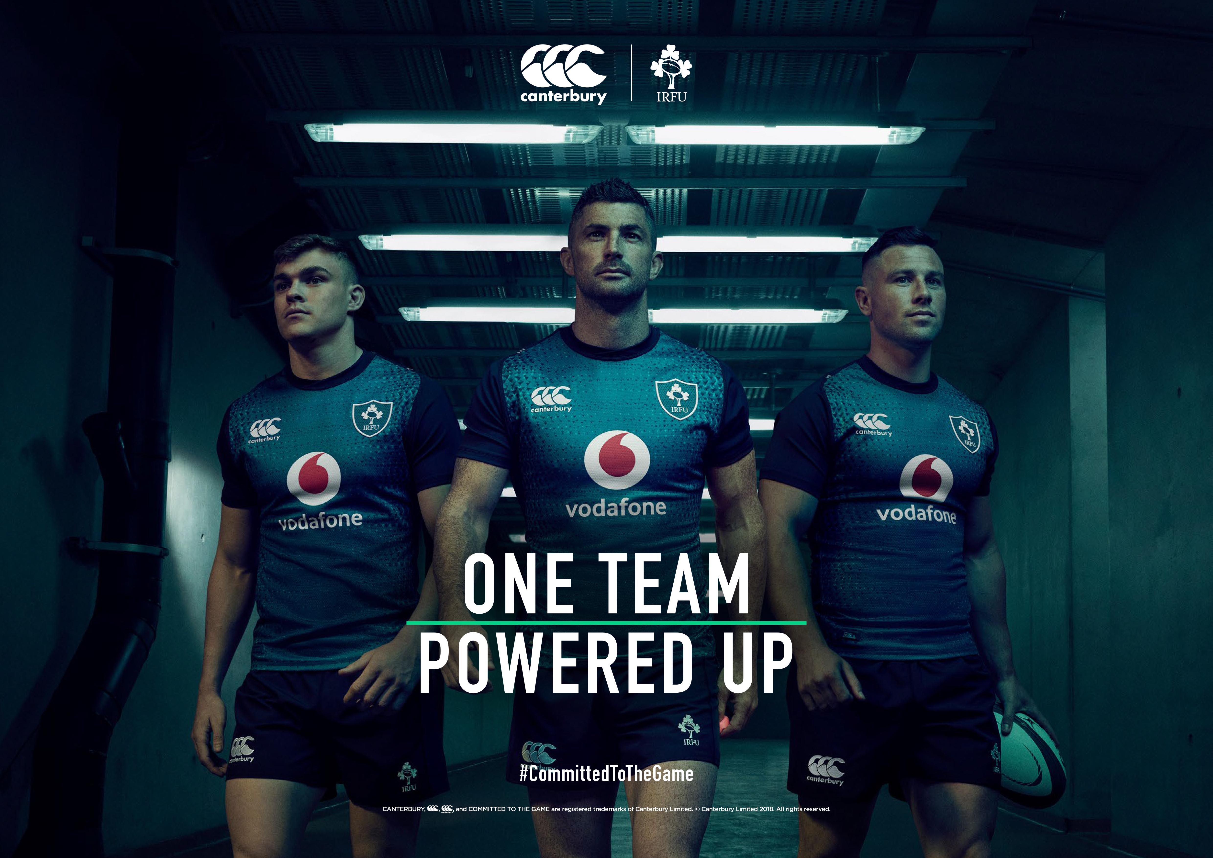 Neil Gavin Canterbury Ireland Rugby Shoot