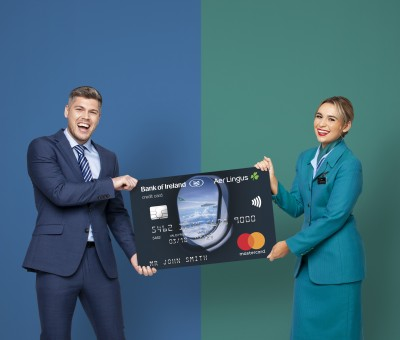 Aer Credit Card with Cliona O'Flaherty